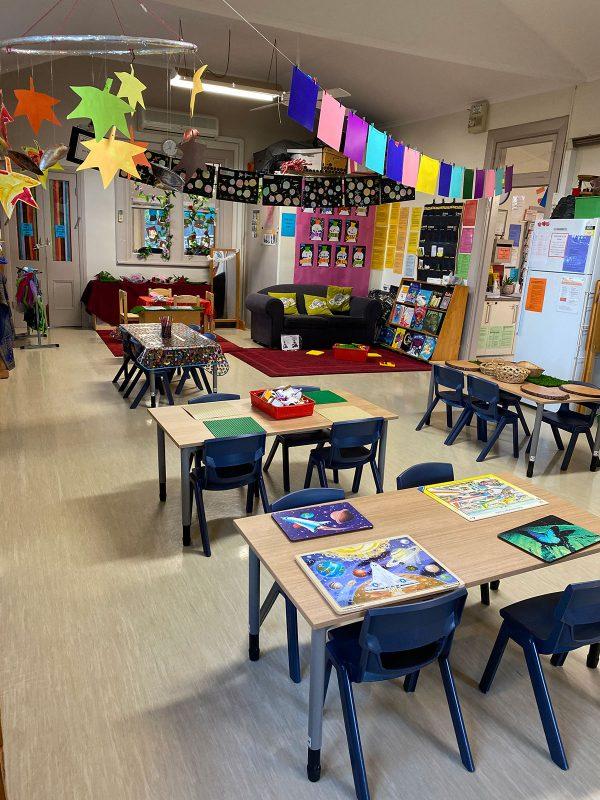 Roseville Preschool Room 1