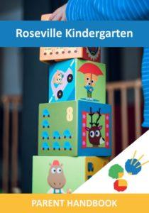 Handbook Roseville Preschool Kindergarten